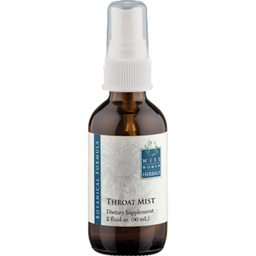 Throat Mist by Wise Woman Herbals 2 oz