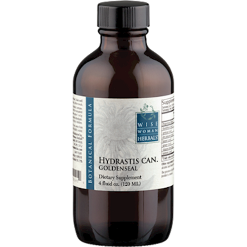 Hydrastis Can. Goldenseal by Wise Woman Herbals 4 oz