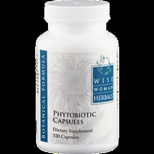 Phytobiotic Capsules by Wise Woman Herbals 120 capsules
