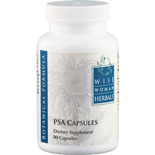 PSA Capsules by Wise Woman Herbals 90 capsules