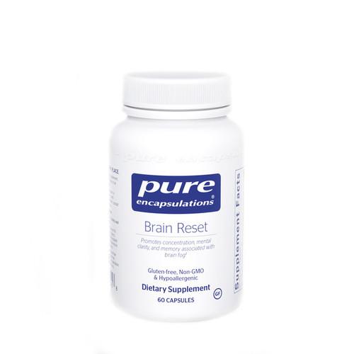 Brain Reset by Pure Encapsulations 60 capsules