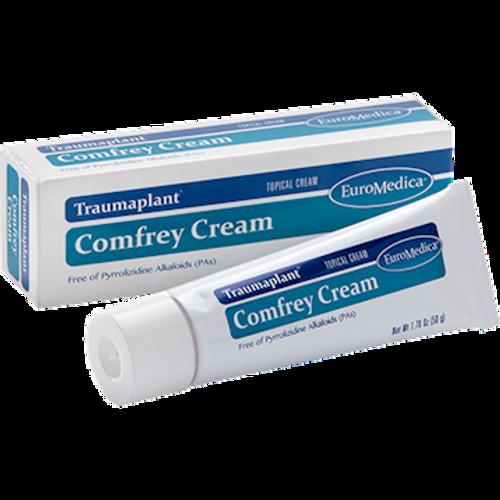 Traumaplant Comfrey Cream by EuroMedica 1.76 oz