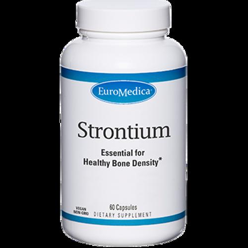 Strontium by EuroMedica 60 capsules