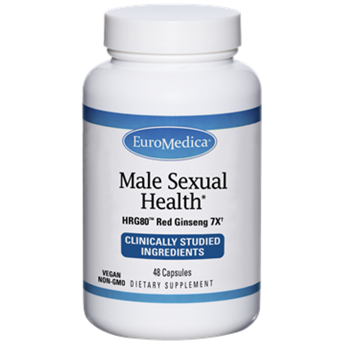 Male Sexual Health by EuroMedica 48 capsules
