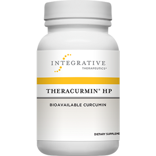 Theracurmin HP by Integrative Therapeutics 120 capsules