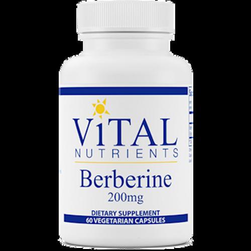 Berberine by Vital Nutrients 60 capsules
