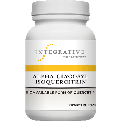 Alpha-Glycosyl Isoquercitrin by Integrative Therapeutics 60 capsules
