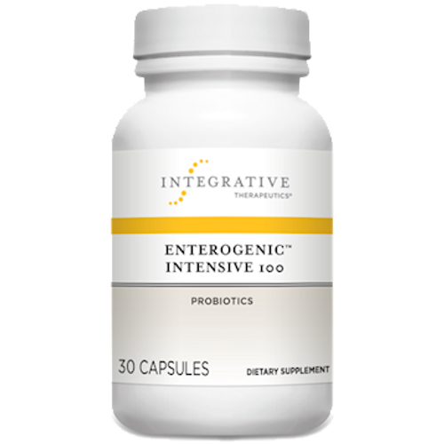 Enterogenic Intensive 100 by Integrative Therapeutics 30 capsules