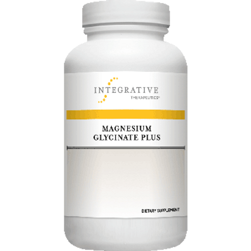 Magnesium Glycinate Plus by Integrative Therapeutics 120 tablets