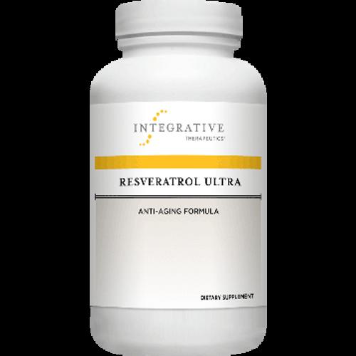 Resveratrol Ultra by Integrative Therapeutics 60 capsules