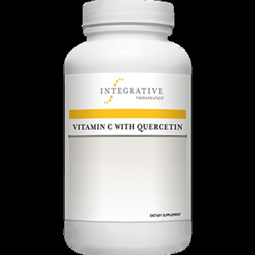 Vitamin C with Quercetin by  Integrative Therapeutics 180 capsules