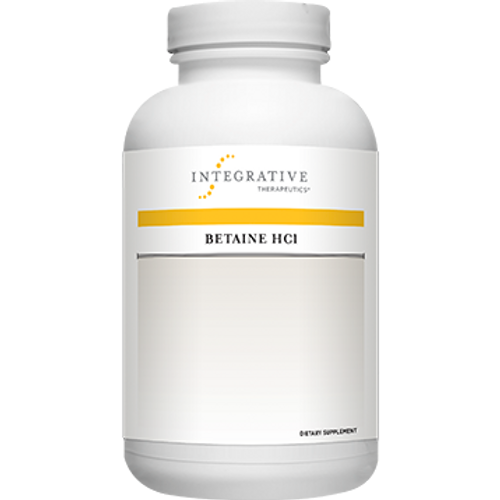 Betaine HCl by Integrative Therapeutics 250 capsules