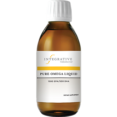 Pure Omega Liquid by Integrative Therapeutics 6.8 oz 200 ml