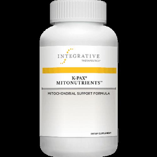 K-Pax Mitonutrients by Integrative Therapeutics 120 tablets