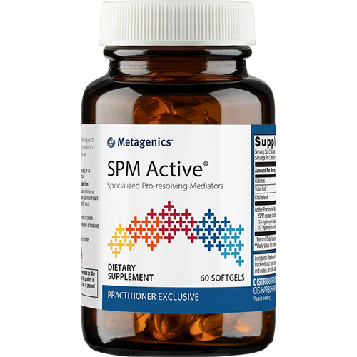 SPM Active by Metagenics 60 softgels