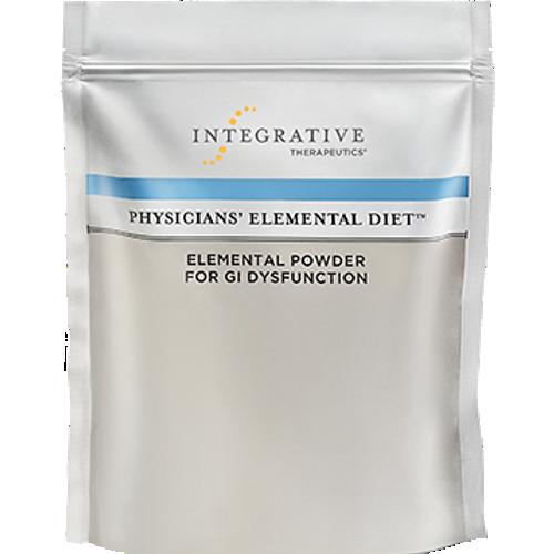 Physicians Elemental Diet Powder by Integrative Therapeutics 15.12 oz 432 grams