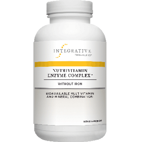 NutriVitamin Enzyme Comp without Iron by Integrative Therapeutics 180 capsules