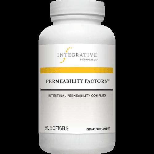 Permeability Factors by Integrative Therapeutics 90 softgels