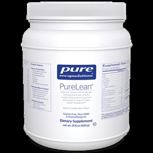 PureLean Protein Vanilla by Pure Encapsulations 21.8 oz