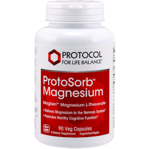 Protosorb Magnesium by Protocol For Life Balance 90 capsules