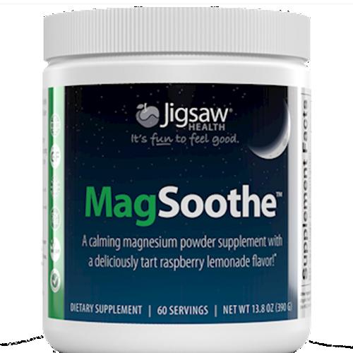 MagSoothe Tart Raspberry Lemonade by Jigsaw Health 60 servings