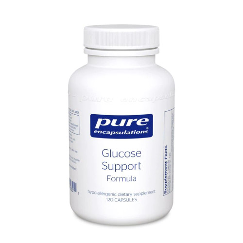 Glucose Support Formula by Pure Encapsulations 120 capsules