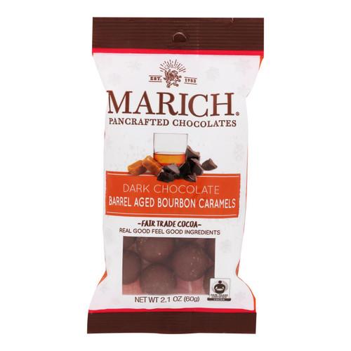 Marich - Caramel Barrl Aged Brbn - Case Of 12 - 2.1 Oz