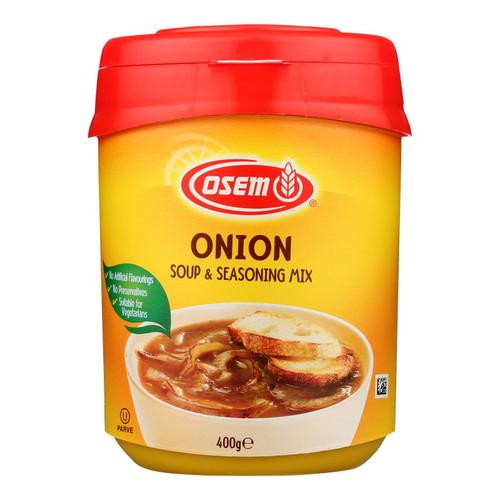 Osem Soup & Seasoning Mix - Case Of 12 - 14.1 Oz