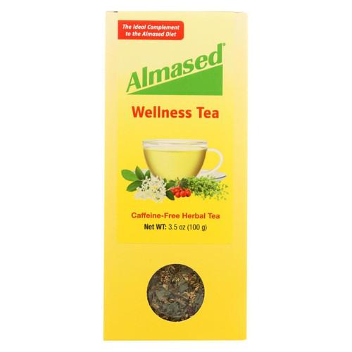 Almased  Caffeine Free Herbal Tea - Case Of 3.5 - 3.5 Oz.