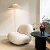 PACHA LOUNGE CHAIR FULLY UPHOLSTERED