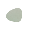 CURVE GLASS MAT - OLIVE GREEN