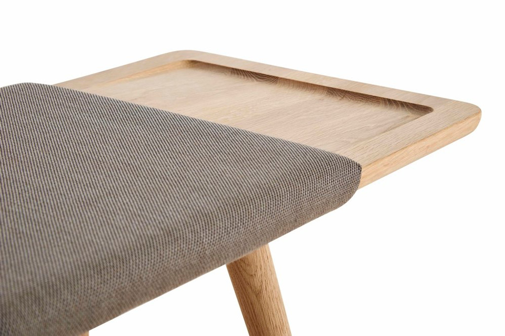WOUD - BAENK BENCH (TWO COLOURS AVAILABLE)