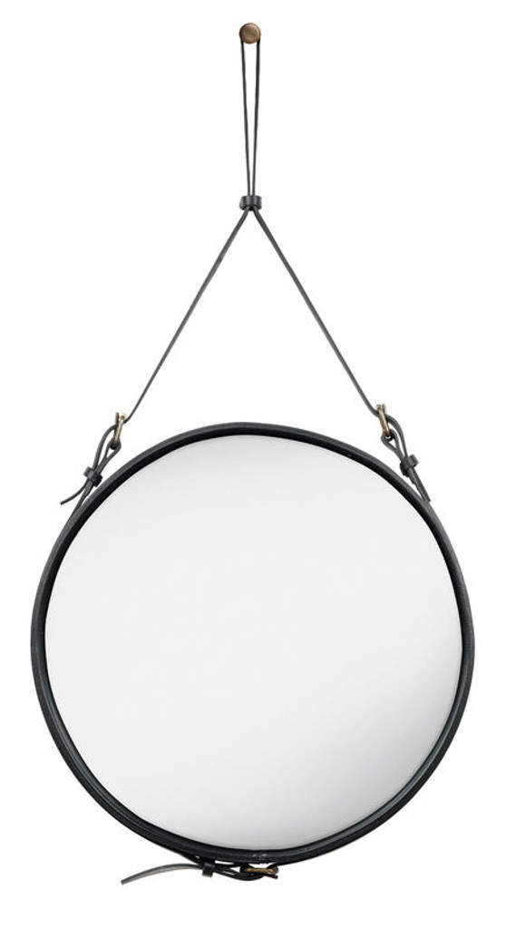 GUBI - ADNET MIRROR BLACK MEDIUM