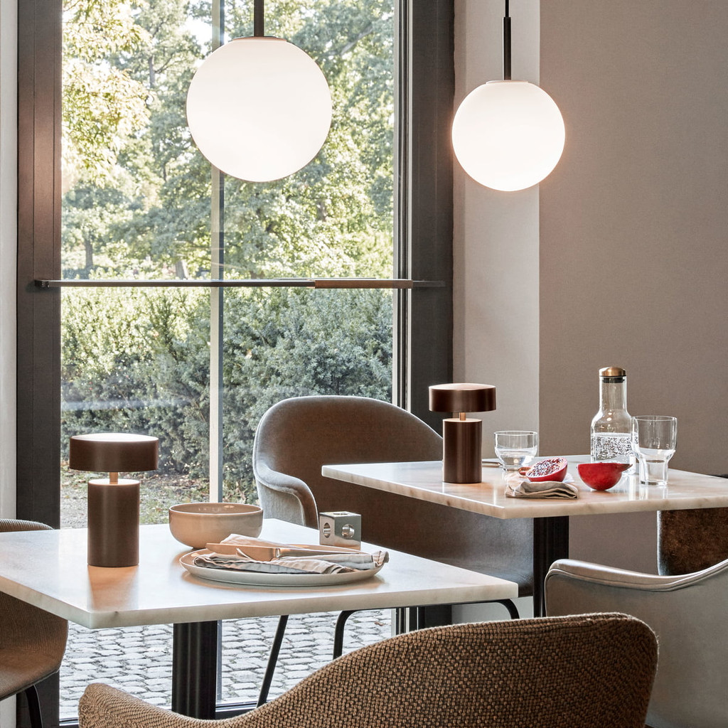 MENU - COLUMN TABLE LAMP