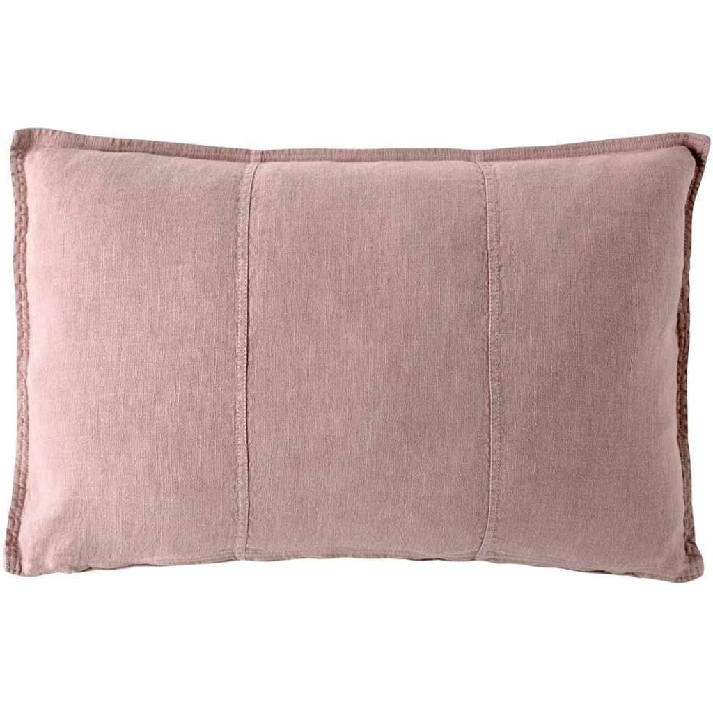 EADIE LIFESTYLE - LUCA RECTANGULAR CUSHION MUSK