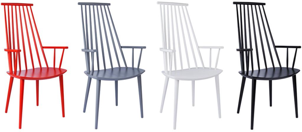 Ultra J110 Natural Beech Wood Chair | HAY ZU-95