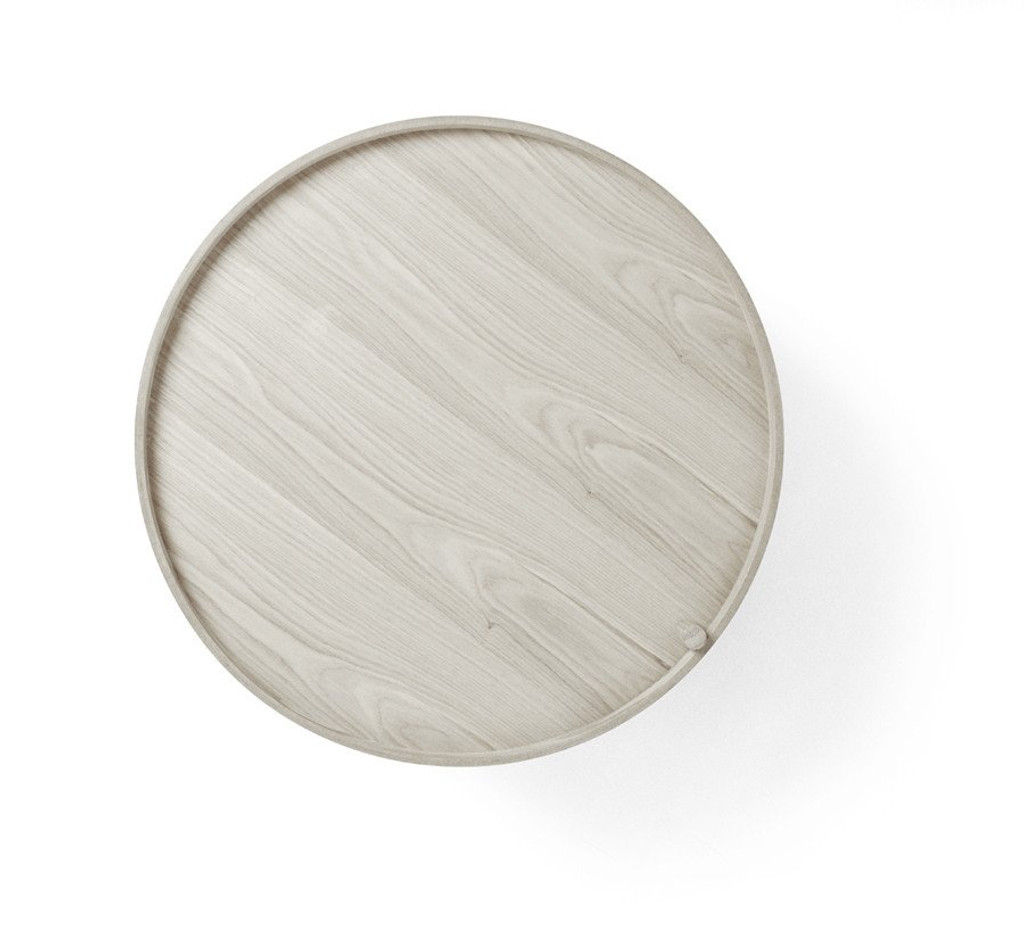 MENU - TURNING TABLE WHITE OAK