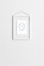 MOEBE - FRAME A5 WHITE