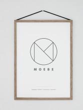 MOEBE - FRAME A5 OAK