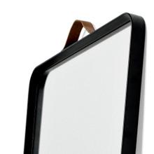 MENU - BLACK FLOOR STANDING MIRROR