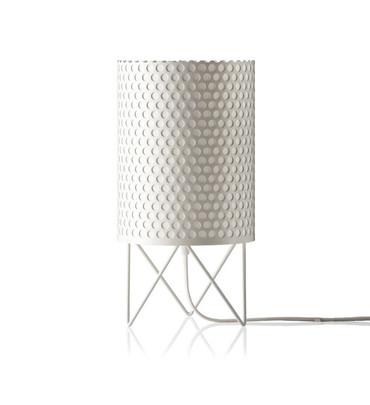 ABC TABLE LAMP WHITE