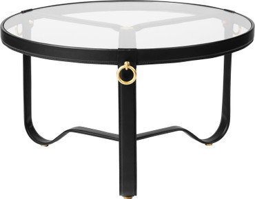ADNET COFFEE TABLE 70CM - BLACK