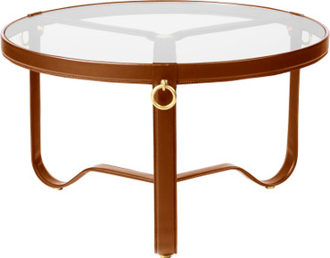 ADNET COFFEE TABLE 70CM - TAN