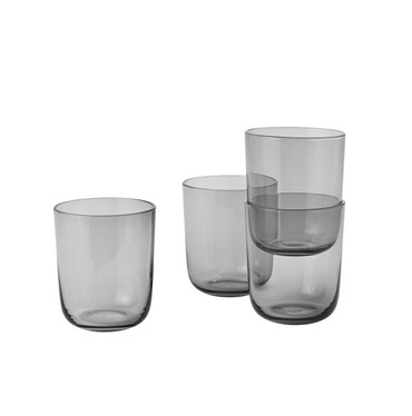 CORKY GLASSES GREY - TALL