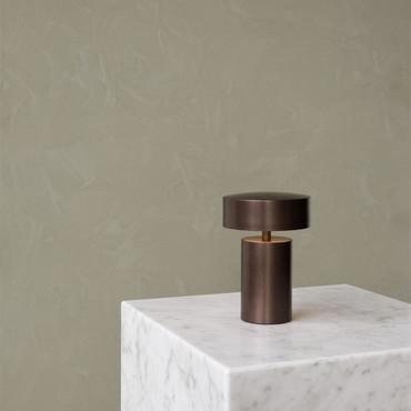COLUMN TABLE LAMP