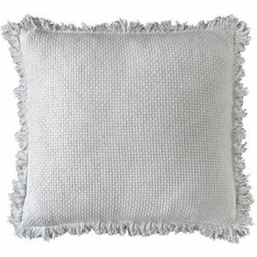 CHELSEA CUSHION WHITE (2 SIZES)