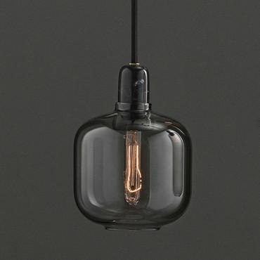 AMP LAMP SMOKE/BLACK SMALL