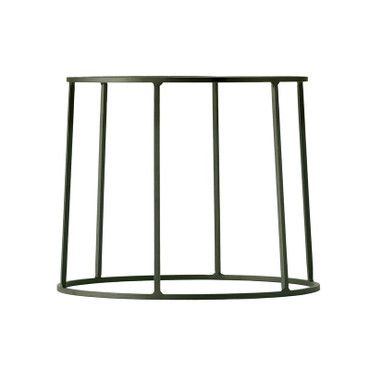 WIRE PLANT STAND IN OLIVE - SMALL