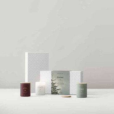 ONSKA SCENTED CANDLE SET