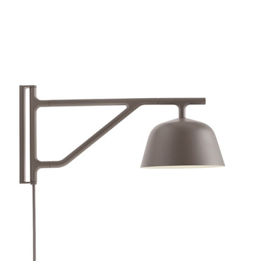 AMBIT WALL LAMP TAUPE